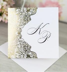 Svatební oznámení G2103