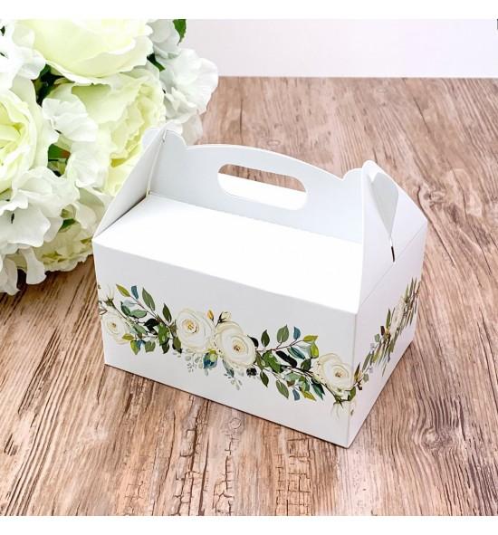 Svatební krabička na výslužku K33-2137