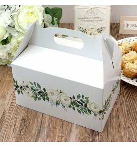 Svatební krabička na výslužku K56-2137