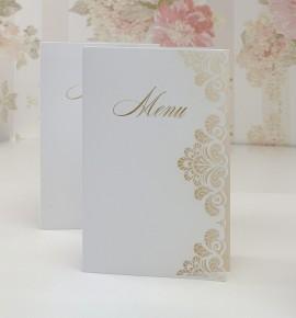 Svatební menu M2117