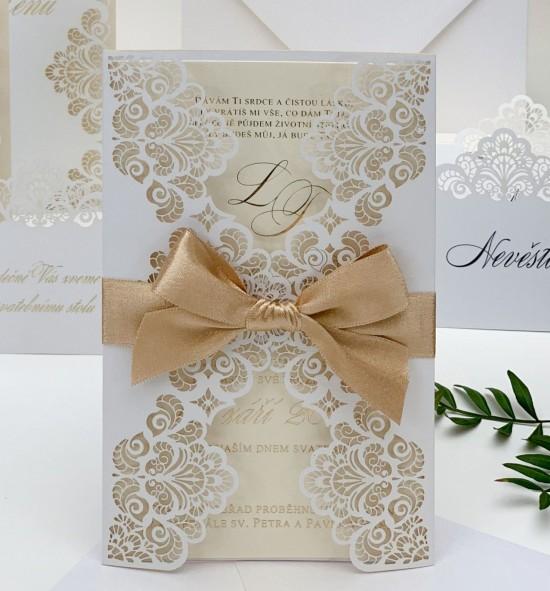 Svatební oznámení G2117B
