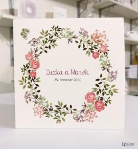 Svatební oznámení G2132