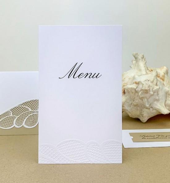 Svatební menu M2035