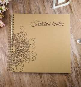 Svatební kniha SK-K-2052