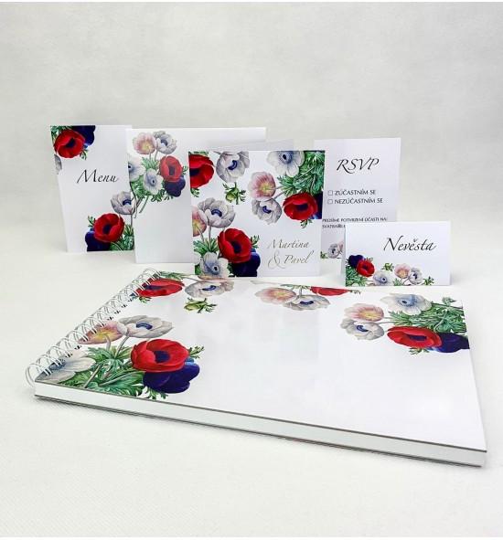 Svatební kniha SK-A-4011BT