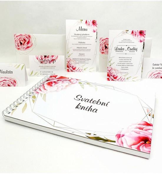 Svatební kniha SK-A-4013