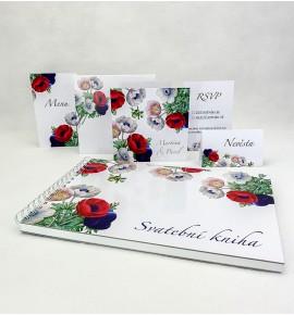 Svatební kniha SK-A-4011