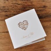 Svatební oznámení ze setu 2143🧡 #svatebnioznameni #nude #rosegold #krajka #svatebnitiskoviny #budesvatba #svatebni #svatba #svadba #epsilonpraha